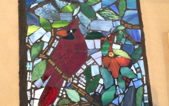Student Work: Wall Mosaics