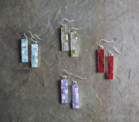 Collection of Smalti Earrings