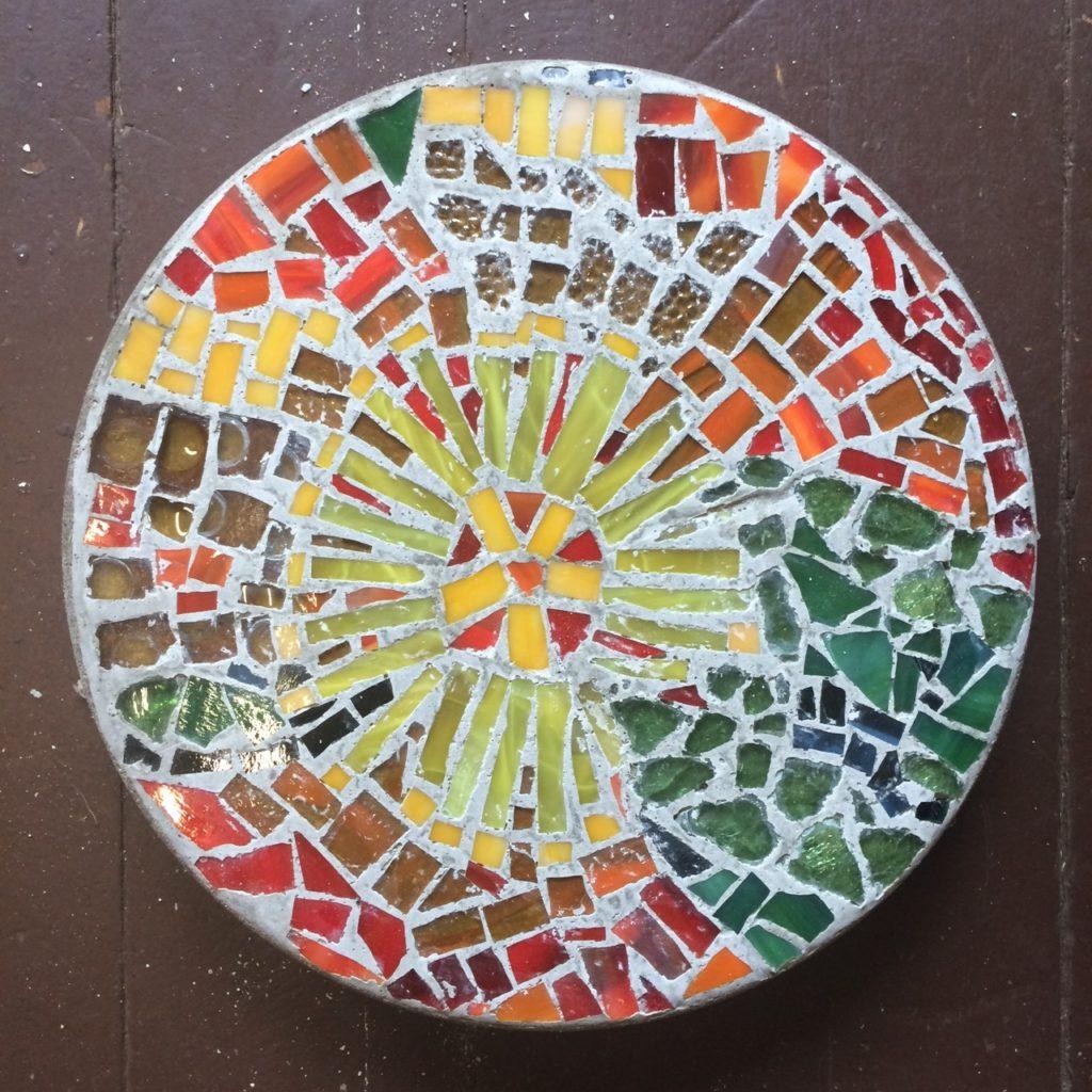 2017: The Year in Mosaics - Christine Kenneally Mosaic Artist